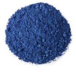 sininen metalliväri
